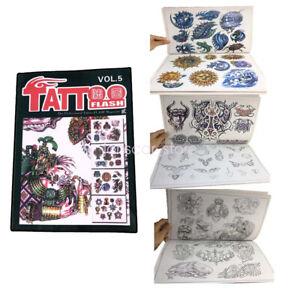 Tattoo Art Flash Manuscript Sketch Book A4 80 Pages Tattoo Personalized Design