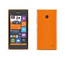 Nokia Lumia 735 in Orange Handy Dummy Attrappe - Requisit, Deko, Ausstellung
