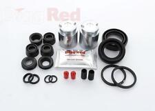 for KIA PICANTO 2004-2011 REAR L & R Brake Caliper Repair Kit +Pistons (BRKP158)