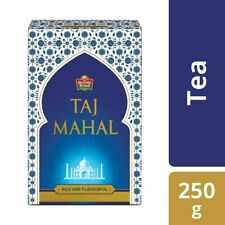 Brooke Bond Taj Mahal Tea 250g Pack Finest Assam Black Chai Rich & Flavourful