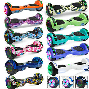 """6.5"""" Bluetooth Hoverboard Skateboard Electric Self Balancing Scooter Hover Board"""