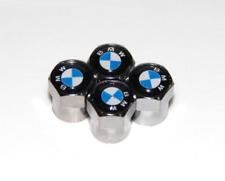 Lot de 4x Bouchon de valve BMW
