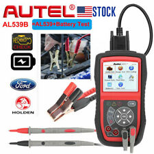 Autel AL539B OBD2 Scanner Code Reader Auto Diagnostic Tool Battery Test Analyzer