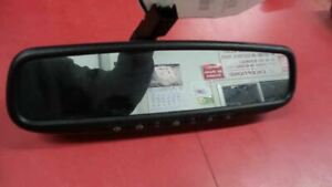 Rear View Mirror With Automatic Dimming Fits 07-12 VERACRUZ 182121