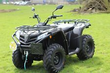 Quadzilla terrain 450, quad bike, 2 yr warranty 400CC farm atv, road legal quad