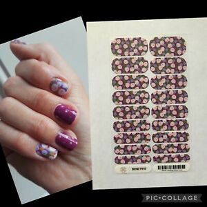 JAMBERRY NAIL WRAPS - HALF SHEETS - NEW