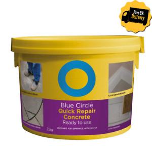 2.5kg Cement Concrete Quick Patch Repair Maintenance Ready to Use Mix
