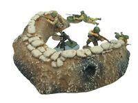 Post War 54mm Models c1900 Boer War Alymer: British Infantry Marching