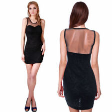 Bodycon Sleeveless Sheath Dresses for Women
