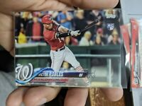 2018 Topps Series 1 Victor Robles (5x) Lot Washington Nationals RC