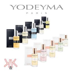 Yodeyma profumo Uomo Donna profumi 15ml EDP Spray confezionati eau de parfum da