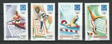 Romania 2004 Olympic Games - Athens 4 MNH stamps