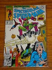 SPIDERMAN SPECTACULAR #184 VOL1 GREEN GOBLIN VERMIN APP JANUARY 1992