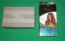 RAQUEL WELCH HAIR U WEAR TRU2LIFE SHAKE N GO BAKARI FREETRESS EQUAL LUXURY WEAVE