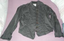 H&M LOGG Damen Jacke grau top Gr. 40