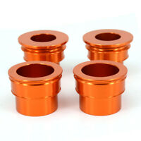 Billet Front Rear Wheel Hub Spacers Kit For KTM SX XCF SXF EXC EXCF EXCW SMR