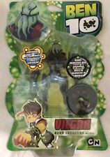 BOXED Bandai 1st Edition BEN 10 ALIEN FORCE FIGURE Vilgax