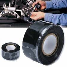 Self Fusing Black Silicone Rubber Electrical Tape Repair Waterproof Bonding Tape