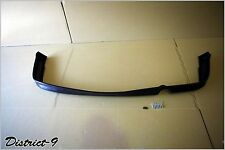 HONDA CIVIC 1992-1995 4 DOOR SEDAN TYPE-R REAR BUMPER LIP BODY KITS PU PLASTIC