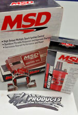 MSD 6AL Ignition Kit Digital Box Blaster 2 Coil Mounting Bracket 6425 8202 8213