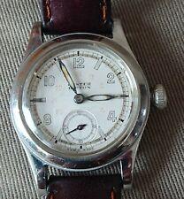 Vintage 1942 Rolex Oyster Lipton 3136 Watch W. Rolex 59 Movement ! Collector