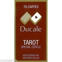 Lot de 10 Jeux de TAROT Ducale - France Cartes