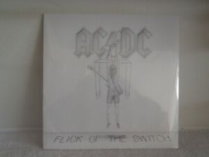 AC/DC(New)  - LP - FLICK OF THE SWITCH