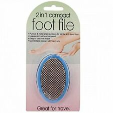 2 in 1 Compact Foot File