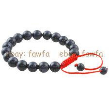 New 10MM Blue Sand Stone Gem Tibet Buddhist Prayer Beads Mala Bracelet