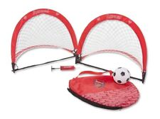Arsenal Skills Goal Set Garden Red Gift New Official Licensed Football Product
