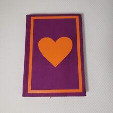 Protective Cover Nook Case Jonathon Adler Pink Purple Orange Heart Peace Love