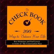 THE CHECK BOOK: 200 WAYS TO BALA