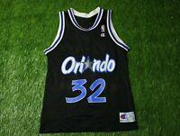 Orlando Magic USA O'NEAL BASKETBALL NBA SHIRT JERSEY CHAMPION ORIGINAL SIZE 40