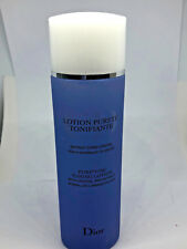 Dior Purifying Toning Lotion W/ Crystal Iris Extract