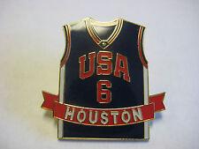 Olympic Team USA Allan Houston Pin