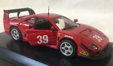 ART #151 DIE CAST FERRARI F 40 LE MANS CAR VEHICLE  BOXED GOOD 4 O&S GAUGE TRAIN