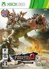MONSTER HUNTER Frontier G8 Premium Package Xbox 360 4976219065924/JES1-00418
