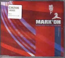 Mark Oh-Never stop that Feeling 2001 cd maxi single eurodance germany