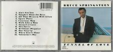 Bruce Springsteen - Tunnel of Love (CD, Oct-1987, Columbia) CK 40999