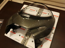 Ducati Performance Monster 02-08 Carbon headlight fairing Original 96949102B