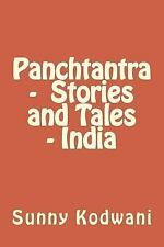 Panchtantra - Stories and Tales - India by Sunny Kodwani (2016, Paperback)