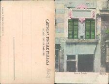GENOVA - CASA DI COLOMBO         (rif.fg.10608)