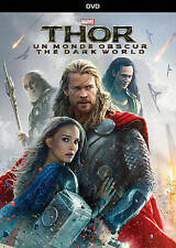 Thor: The Dark World (DVD, English)