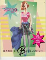 Barbie Doll Collector Magazine Catalog Spring  2006 - 20 pages British Inv./  t2