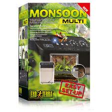 Exo Terra Monsoon Multi, Air Humidifier for Terrariums, NEW