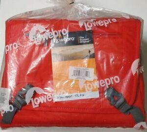 Lowepro Nova Sport 17L AW-Pepper Red/Rouge Pigment