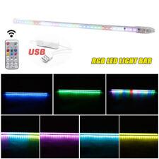 RGB LED Bühnenlicht Lichtleiste USB Rainbow Disco DJ Party Lampe Sound Aktiv DE