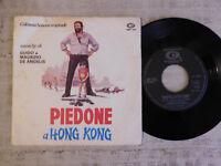 Guido E Maurizio De Angelis – Piedone A Hong Kong (Colonna Sonora ) - 45 giri