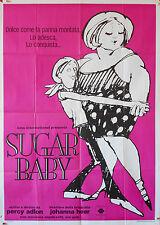 MANIFESTO, SUGAR BABY (Zuckerbaby) PERCY ADLON, SAGEBRECHT, EISI GULP, COMMEDIA