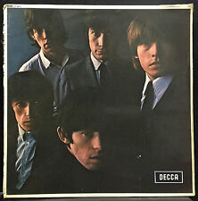 Rolling Stones No 2 LP VG+ Mono UK Decca LK 4661 Original 1965 Blind Man Text 1A